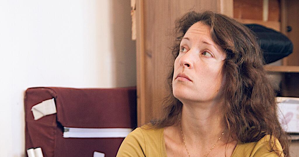 Katja von Connected Awareness beim CAMP